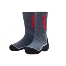 Носки-термо Alaskan Woolen Socks сер/черн ATWS-GR, 39-43/L