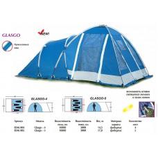 Палатка Savarra GLASGO-4  (PU3000, h180см)