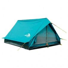 Палатка Alpika TAIGA-3  (210х150х110, 2000мм, дно PE) двускатная