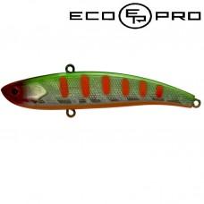 Раттлин ECOPRO VIB Nemo  70мм, 13г, 023 Broken Lime