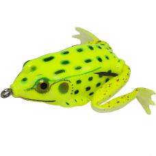 Лягушка LureMax Kicker Frog 10г, 5.5см с лапками, FR02