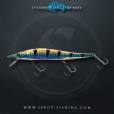 Воблер SPRUT Asaba 110F (Floating/110mm/14.5g/1-1.5m/SBGP)