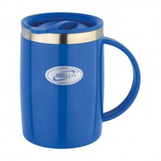 Термокружка Biostal FLER пласт.корп с крышк цв 500мл син