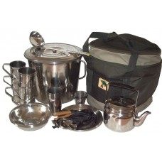 Сумка Отдых на 6 персон с чайником NEW (ведро 12л)