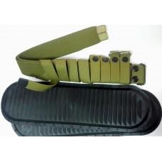 Крепление д/лыж набор брезент (амортизатор, носк/пят.ремни)