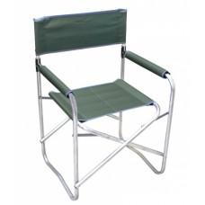 Кресло складн ВМП АК01 алюм22х1.5 неокраш 85х55х51см оксф.600, до130кг