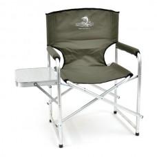 Кресло складн Кедр AKS-05  56х57х47/83 алюм22х1.2, до110кг со столиком