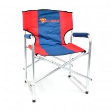 Кресло складн Кедр Supermax AKSM-01  64х58х49/85 алюм25х1.5, до150кг