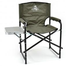 Кресло складн Кедр SK-06  56х57х47/83 стал22х1, до120кг со столиком пласт