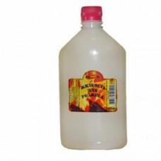 Жидкость д/розжига Runis 0,50л  (12)