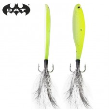 Бокоплав BAT Blade 13.5г/52мм, цв.02 yellow white  (3)