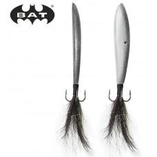 Бокоплав BAT Flank 15.5г/56мм, цв.06 black silver  (3)
