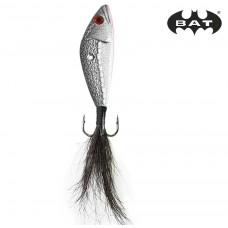 Бокоплав BAT Huncher 15.5г/40мм, цв.06 black silver  (3)