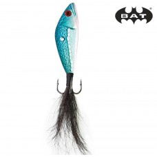 Бокоплав BAT Huncher 15.5г/40мм, цв.15 blue silver  (3)