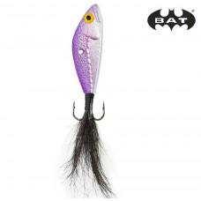 Бокоплав BAT Huncher 15.5г/40мм, цв.31 fluo violet silver  (3)
