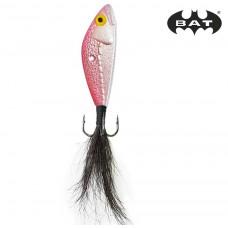 Бокоплав BAT Huncher 15.5г/40мм, цв.32 fluo pink silver  (3)