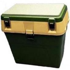 Ящик зим пласт зелен/беж