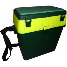 Ящик зим пласт зелен/салат (3)