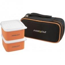 Набор термоконтейн PINNACLE Polaris пласт PP  2х0.25л в сумке