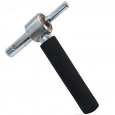 Переходник д/ледобура с ручкой Mora (Торнадо) 18мм с подшипн