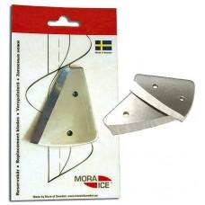 Ножи д/бура MORA 110 /Micro, Pro, Arctic, Expert, Expert PRO (блист.)