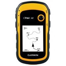 Навигатор GPS Garmin E-Trex 10 GPS Glonass (рус)