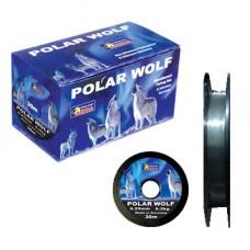 Леска Aqua Polar Wolf св-зел 30м 0,08  1,00кг  (10)