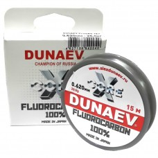 Леска Dunaev Fluorocarbon 100% 0,128  30м
