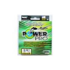 Нить Power Pro  92м  0,19  yellow