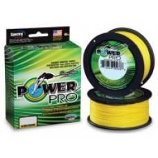 Нить Power Pro 135м yellow  0,10  5кг