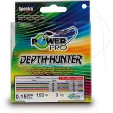 Нить Power Pro Depth-Hunter 150м  0,15 m/color