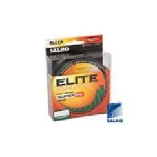 Нить Salmo Elite Braid 125м желт 0,11