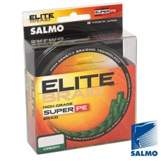 Нить Salmo Elite Braid 125м зел 0,15