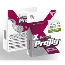 Нить ProJig X-Force 100м хаки 0,08  5,0кг  ()