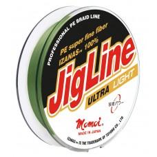 Нить Momoi JigLine Ultra Light зел 100м 0,05  4,1кг  (5)