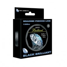 Нить Aqua Brilliant Black  25м 0,06  3,90кг   (8)