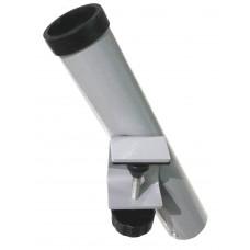 Держатель удилища стакан метал 27см на лавку, левый