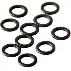 Кольцо д/карп.оснасток Sokudo Rig Rings метал матовое D3  20шт