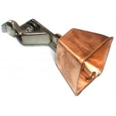 Колокольчик Cottus с мет.зажимом 33x25x25  (5)
