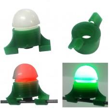 Сигн поклевки электр на удилище Strike Alert 1xCR1225 (2хLR41)