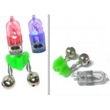 Сигн поклевки электр 3хLR41 со съемн. двойн.бубенчиком (10)