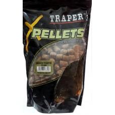 Прикормка Traper Pellets гран.12мм  тигр.орех 1кг
