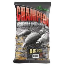 Прикормка Allvega CHAMPION 1кг крупн рыба BIG FISH  (10)