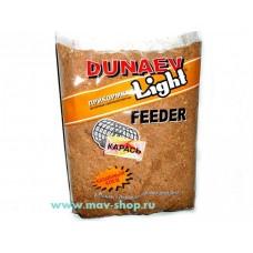 Прикормка Dunaev LIGHT 0.75кг (20)  фидер