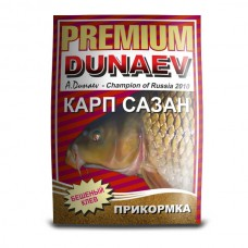 Прикормка Dunaev Premium 1кг (20) карп/сазан/карась