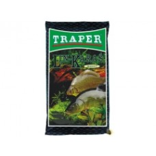Прикормка Traper SEKRET линь карась черн. 1кг