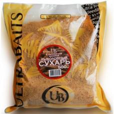 Сухари Ultrabaits молот 500г  с бисквит крошкой  (10)