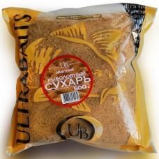 Сухари Ultrabaits молот 500г  желтый  (10)
