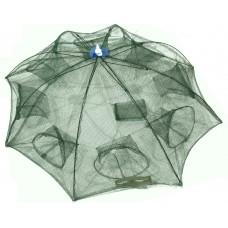Раколовка зонт 8 входов d90 h30