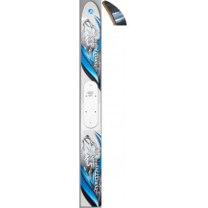 Лыжи Тайга краш дерев/пласт 145х15см